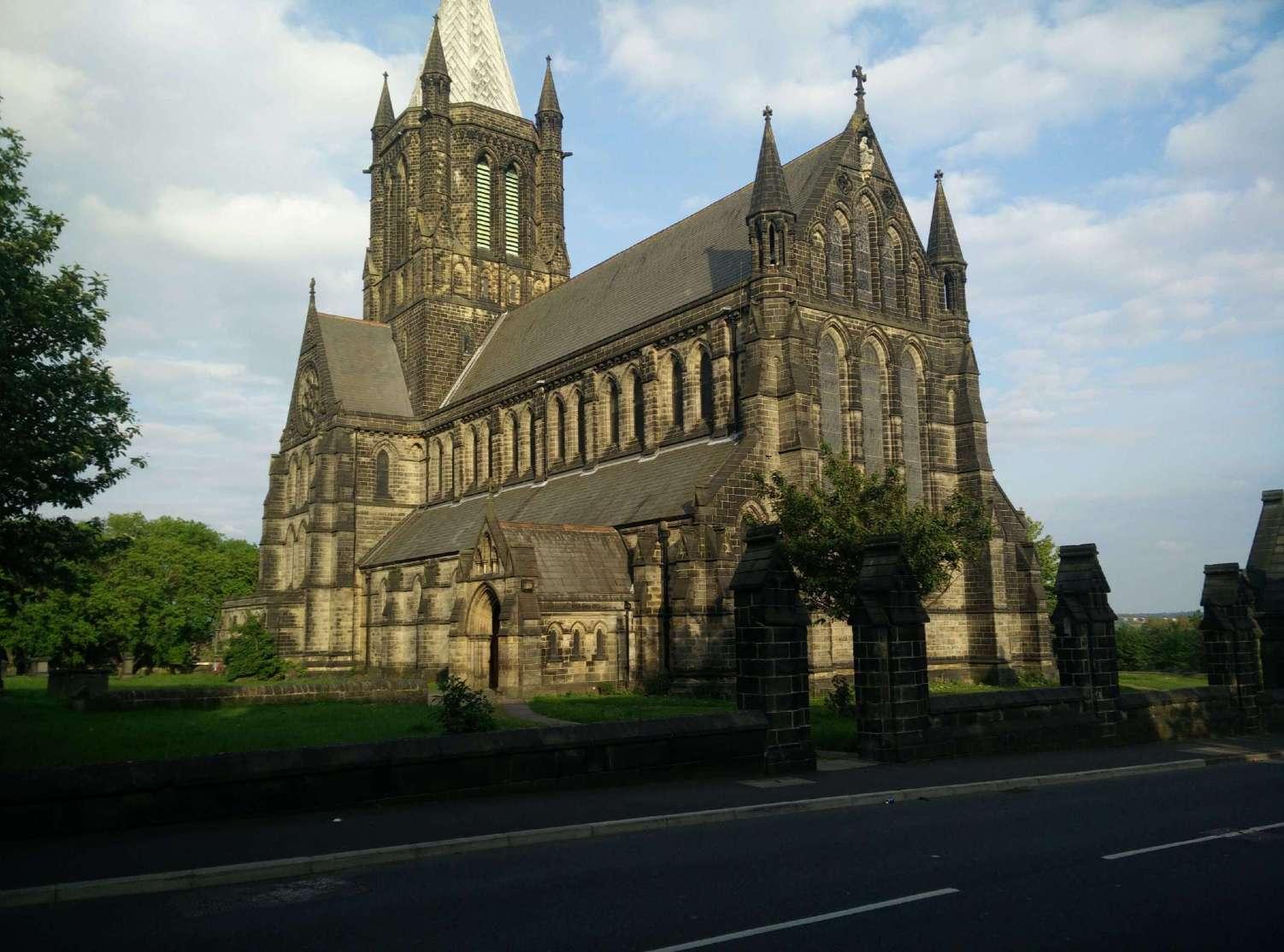 image of St Bartholomew's church